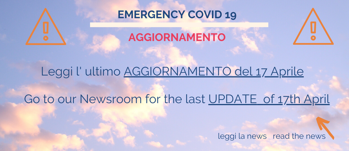 Update Emergency Covid 19